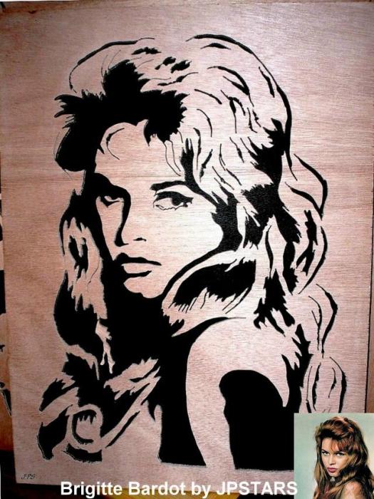 Brigitte Bardot par JPSTARS